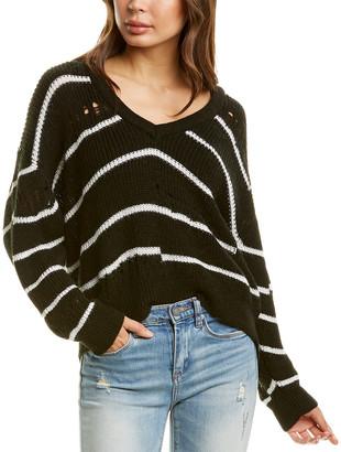IRO Clymer Alpaca & Wool-Blend Pullover