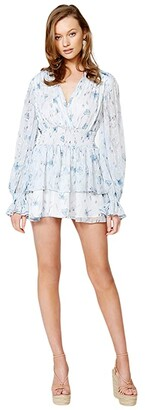 Bardot Malina Dress (Blue Lily) Women's Dress