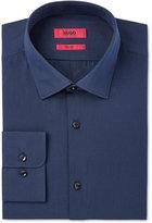 HUGO BOSS HUGO Men's Slim-Fit Stripe Dress Shirt