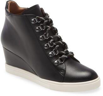 Linea Paolo Fina Wedge Sneaker