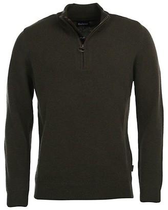 Barbour Holden Half-Zip Sweater