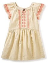 Tea Collection Toddler Girl's Victoria Embroidered Dress