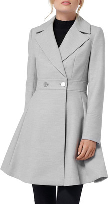Forever New Athena Fit And Flare Coat
