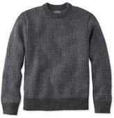 L.L. Bean Signature Matinicus Rock Sweater, Crewneck