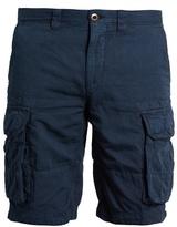 Incotex Slim-leg Cotton-blend Cargo Shorts