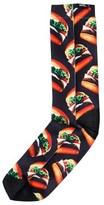 Vans Hamburger Print Socks