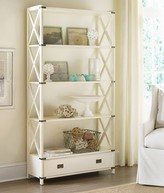 The Well Appointed House Somerset Bay Arundel Bookcase-Available in a Variety of Finishes -CURRENTLY ON BACKORDER - CALL TO CONFIRM AVAILABILITY