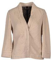 Alberta Ferretti Leather outerwear