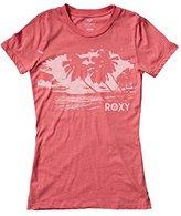 Roxy Juniors Palm Crew T-Shirt