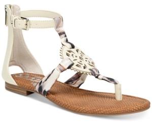 Sam Edelman Cliff Medallion Gladiator Sandals Women's Shoes