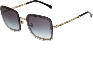 Chanel Women's Ch4244 57Mm Sunglasses