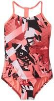 Nike Drift Graffiti T-Back One-Piece Girl's Swimsuits One Piece