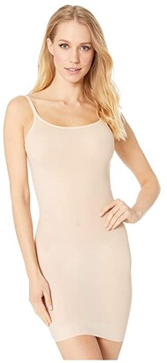 Magic Body Fashion MAGIC Bodyfashion Light Comfy Shapewear Slip Dress (Black) Women's Underwear