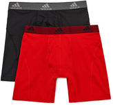 adidas 2-pk. Relaxed Performance climalite Boxer Briefs