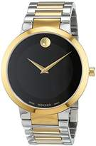 Movado Mens Watch 607120