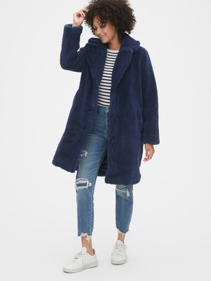 Gap Teddy Coat