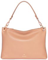 Modalu Lottie Leather Flat Shoulder Bag