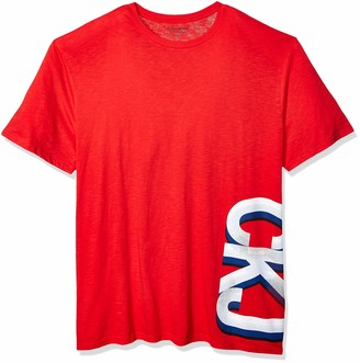 Calvin Klein Men's Athletic Logo T-Shirt