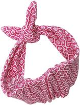 Kushies Fuchsia I Love Spring Headband