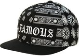 Famous Stars & Straps Famous Stars& Straps Men's Street Essential Snapback Hat