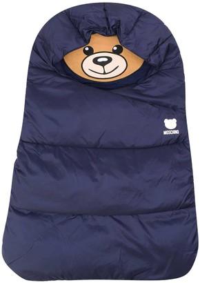Moschino Blue Sleeping Bag