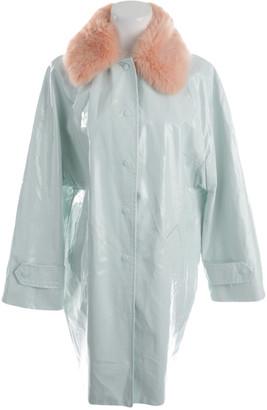 Essentiel Antwerp Blue Viscose Jackets
