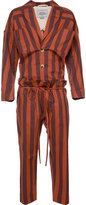 Vivienne Westwood Man - 'Gig' jumpsuit - men - Cotton - 46