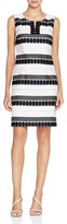 Laundry by Shelli Segal Embroidered Sheath Dress