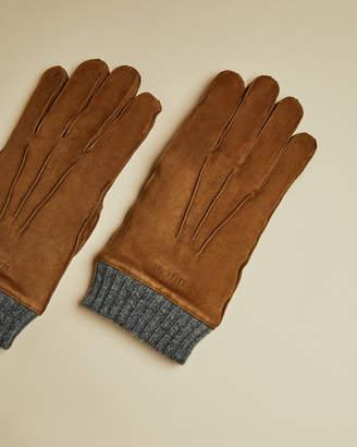 Ted Baker LADD Suede cuffed glove