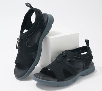 Khombu Knit Sport Sandals- Wilma