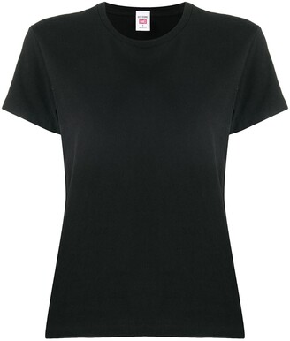 RE/DONE plain crew-neck T-shirt