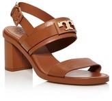 Tory Burch Gigi Slingback Block Heel Sandals