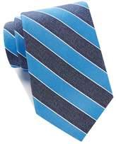 Tommy Hilfiger Bar Stripe Tie - Extra Long
