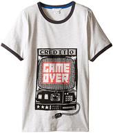 Little Marc Jacobs Jersey Tee Shirt Game Over (Big Kids)