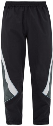 Martine Rose Panelled Technical Track Pants - Mens - Navy