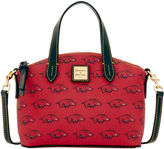 Dooney & Bourke NCAA Arkansas Ruby