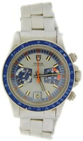 Tudor Monte Carlo 7149/0 Chronograph Stainless Steel Vintage 39mm Mens Watch