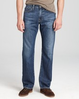 AG Jeans Protégé Straight Fit in Tate
