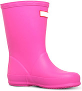 Hunter first classic wellies 2-7 years