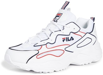 Fila Ray Tracer Contrast Piping Sneakers