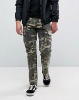 Dickies Cargo Trousers In Camo