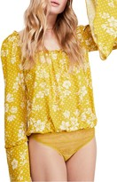 Free People One On One Date Bodysuit