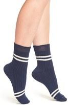 Free People 'Windsor' Ankle Socks