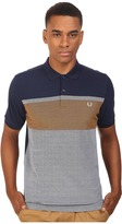 Fred Perry Oxford Stripe Pique Shirt