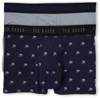 Ted Baker Two-Pack Premium Soft Modal Trunks