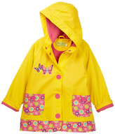 Western Chief Butterfly Rain Coat (Little Girls)