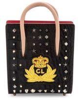Christian Louboutin Paloma Nano Leather Tote