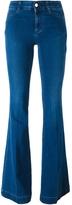 Stella McCartney 70s Flare Jeans - Blue