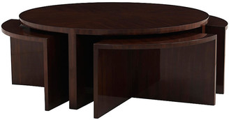 Ralph Lauren Home Duke Cocktail Table - Penhouse Rosewood