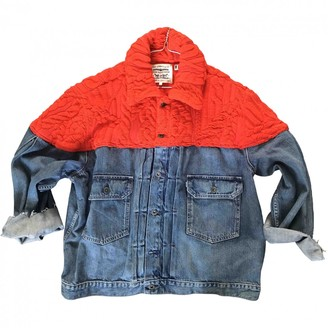 Levi's Made & Crafted Blue Denim - Jeans Jacket for Women